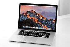 "2015 15"" RETINA Apple MacBook Pro i7 2.8GHz 1TB SSD 16GB RAM M370X 2GB AppleCare"