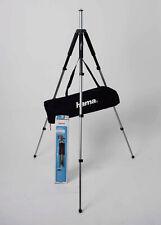 Hama Foto/Video Dreibeinstativ Kamerastativ Modell 4214 Original Tasche  Nr.0080