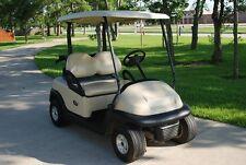 2014 Club car clubcar Precedent golf cart 48 volt 48v nice tan