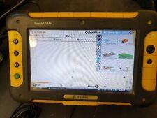 trimble yuma tablet scs900 surveying controller