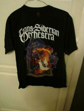 Trans-Siberian Orchestra Winter Tour 2012 Tour Shirt Size Medium Nice