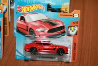 FORD - MUSTANG GT - 2018 - HOT WHEELS - SCALA 1/55