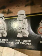 LEGO STAR WARS  75250 FIRST ORDER JET  TROOPER NEW