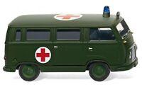 #069508 - Wiking Bundeswehr - Ford FK 1000 Bus - 1:87