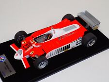 1/18 Looksmart Alfa Romeo 179 Formula 1 from 1980 of Bruno Giacomelli Leather