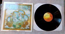 """DISQUE VINYL 33T LP / GILLE TERBOIS """"BALLADES DANS LE MERVEILLEUX"""" 1981 RARE!!"""