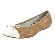 Details zu Tamaris Ballerina Eulalia 1 1 22121 20 375 beige