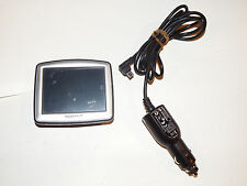 """TomTom One Canada 310 / USA N14644 GPS/Car Charger 3.5"""" bundle"""
