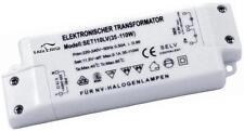 █► Elektr Transformator Eaglerise SET110LV -  12V 35 - 110 WATT Dimmbar mini ***