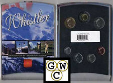 2001 Whistler Oh! Canada Set (10698)