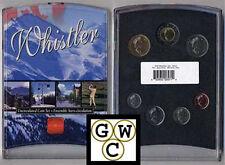 2001 Whistler Oh! Canada Set (10698)