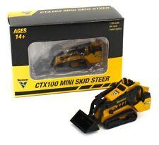 2021 SpecCast 1:50 VERMEER CTX100 MINI SKID STEER *DIECAST* High Detail *NIB*