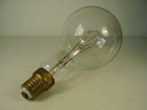 Antiker sehr große Glühlampe 225V / 1500W OSRAM Nitra um 1930
