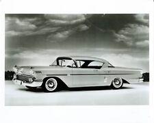 1958 Chevrolet Impala Sport Coupe Automobile Photo Poster zua3778-L6SNQ5