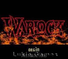 Warlock - SNES Super Nintendo Game