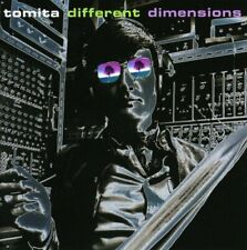 Tomita Isao - Different Dimensions (NEW CD)