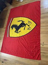 Ferrari F1 Flag Signed By Michael Schumacher