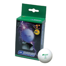 NEW Table Tennis Practice Balls - 1 Star - Pack of 6 Cheap Training Balls -