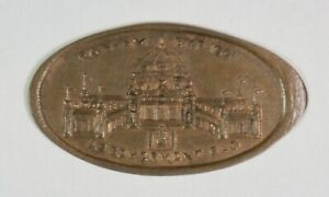1901 Pan Am Exposition US Gov. Building – Elongated 1894 Indian Cent