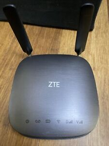 ZTE MF275 4G LTE AT&T Sim Card Enabled Hotspot + Router
