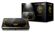 Zelda 25th Anniversary 3DS Console+ Ocarina of Time NEW