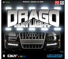 BANDE DRAGO FEUX DE JOUR LED AUDI A8 R8 Q7 Q5 TT RS V8