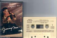K7 AUDIO / TAPE--JEANNE MAS--FEMMES D'AUJOURD'HUI--1986