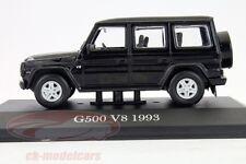 MERCEDES-Benz G 500 V8 de 1993, échelle 1/43, Voitures de légende