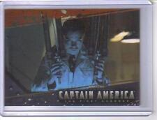 CAPTAIN AMERICA Movie UPPER DECK 2011 TRADING CARD Howard Stark #58