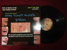 "LP DJ DEUS STA ""Deep tonsil protein blast"" µ"