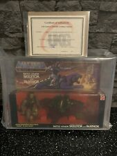 Vintage Masters Of The Universe Skeletor And Panthor Gift Set Motu Rare
