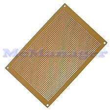 Matriz de PCB Prototipo De Cobre perforados Pre/placa placa de circuito impreso 160x115mm