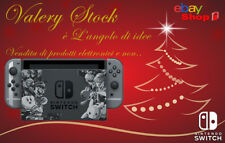 Console Nintendo Switch Super Smash Bros Joypad grigi Garanzia Ufficiale ITA