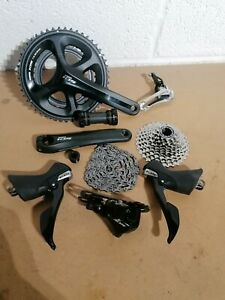 Shimano 105 11s Groupset 50/34 11-32