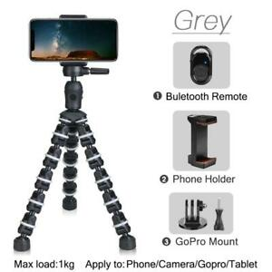 Tripod for camera / phone with wireless remote control for remote photography