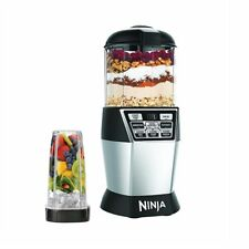 Ninja Nutri Bowl DUO with Auto-iQ Boost Kitchen Blender (Certified Refurbished)