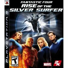Fantastic Four: Rise Of The Silver Surfer For PlayStation 3 PS3 Very Good