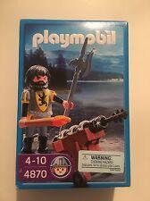 Playmobil Knight Castle Cannon 4870 NISB