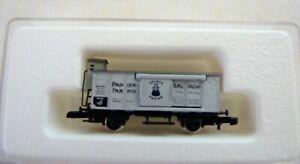 Marklin Museum Wagon 1996 SALACH PAPIER / Z Scale