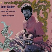 Peter Walker - Second Poem to Karmela Gypsies Are Are Important [New CD]