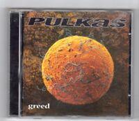 (HY400) Pulkas, Greed - 1998 CD