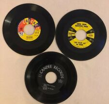 3 Christmas 45rpm Records 7 Songs: White Christmas More!!!