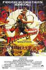 """The Temple of Doom ( 11"""" x 17"""" ) Movie Collector's Poster Print (T2) - B2G1F"""