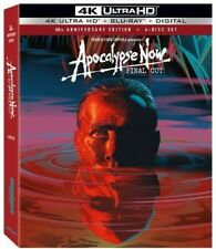 Apocalypse Now: Final Cut (40th Anniversary Edition) [New 4K UHD Blu-ray] With