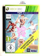 London 2012 Xbox 360 Videojuego Nuevo Precintado Promo Sealed Brand New EUR