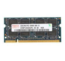 NEW Hynix 2GB DDR2 800MHz PC2-6400S CL6 200PIN SODIMM Laptop RAM Memory Intel @D