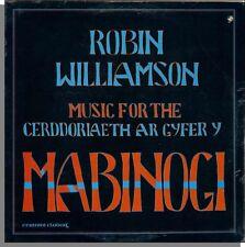 Robin Williamson - Music For the Cerddoriaeth ar Gyfer y Mabinogi - New LP!