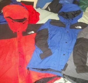 ONE The North Face Mountain Guide Parka Gore-tex Vintage Jacket Coat TNF Classic