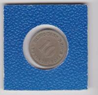 10 Pfennig 1904 G Deutsches Reich German Empire seltener