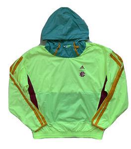 ADIDAS x ERIC EMANUEL Mens 3SSB Hoodie Basketball Pullover Jacket $90 NWT MEDIUM